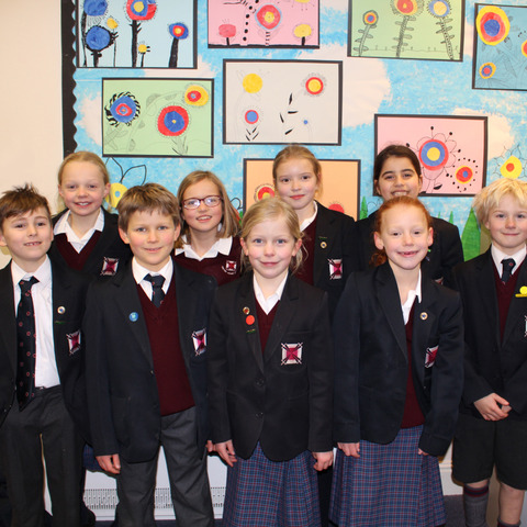 Exeter Junior School Art Club SIGN OUT
