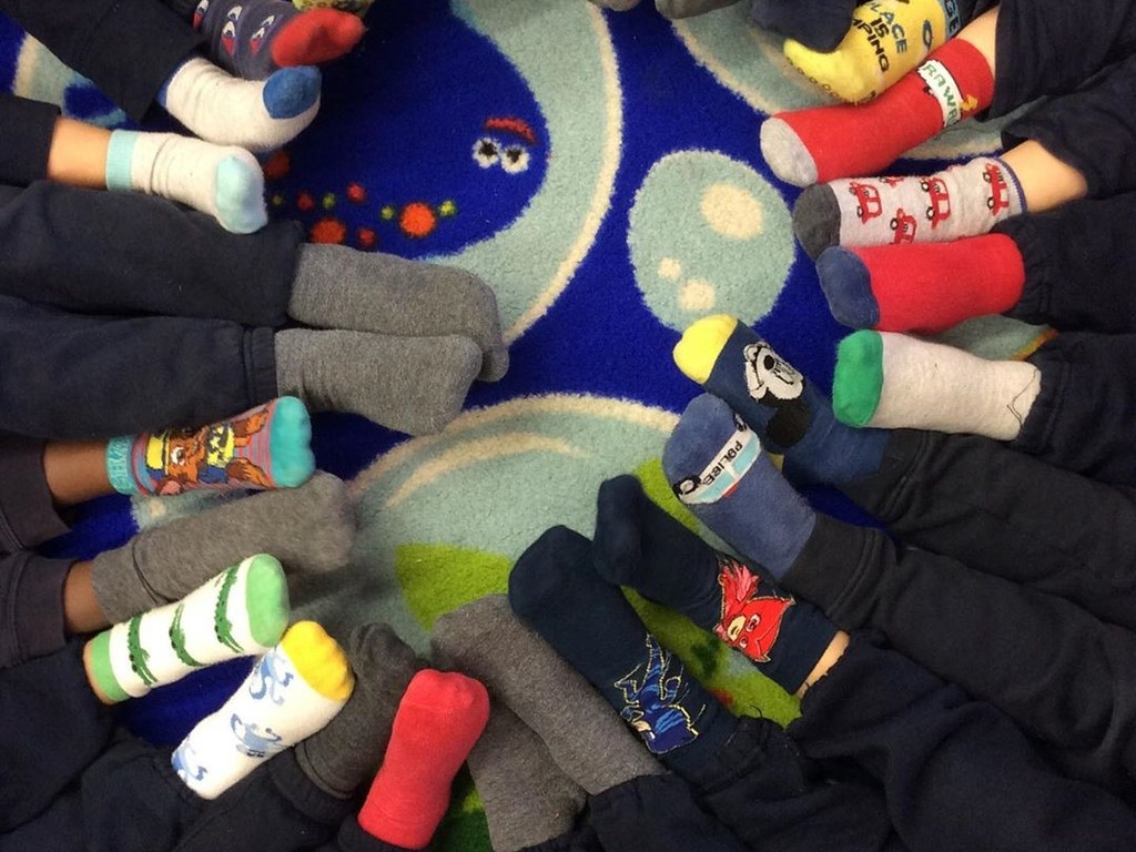 Odd Socks Week