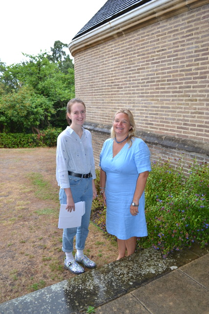FARNBOROUGH HILL STUDENT EARNS HER PLACE IN TOMORROW'S SECRETIVE CYBER WORLD