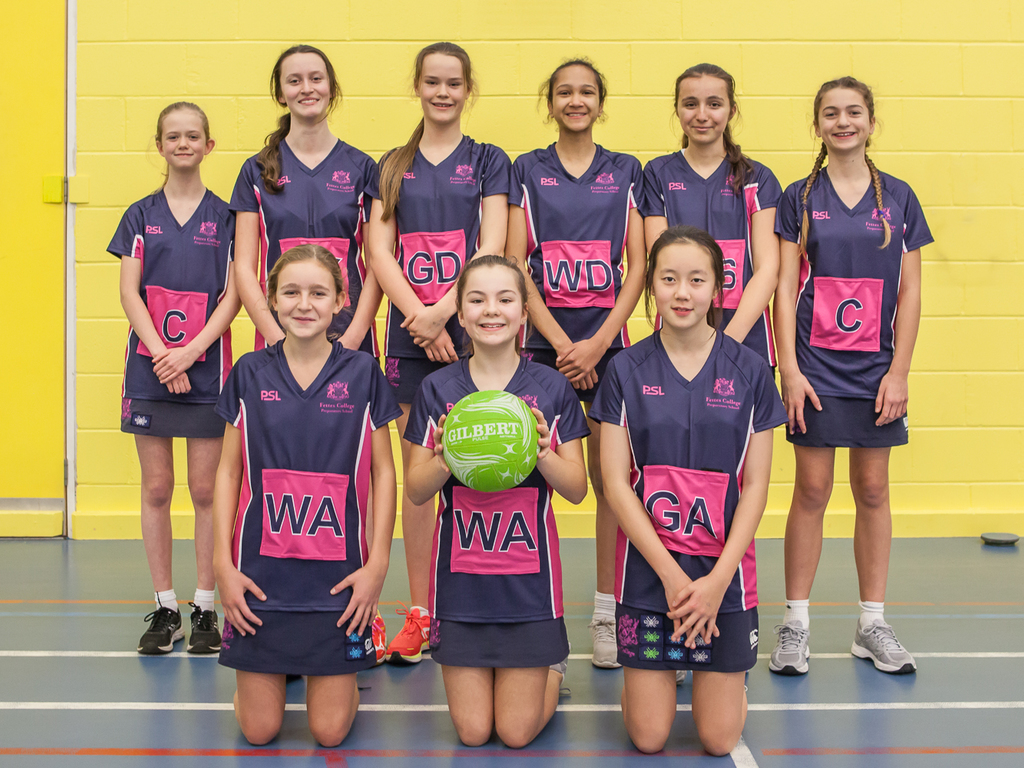 Under 13 A Scottish Schools Cup