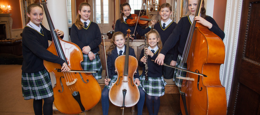 National Music Success at Foremarke Hall