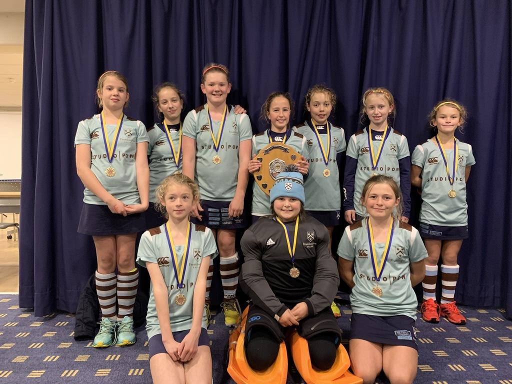 U11 Girls Hockey