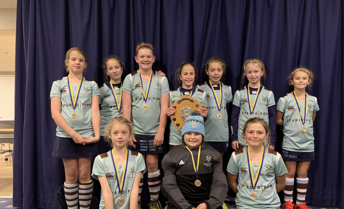 U11 Girls Hockey