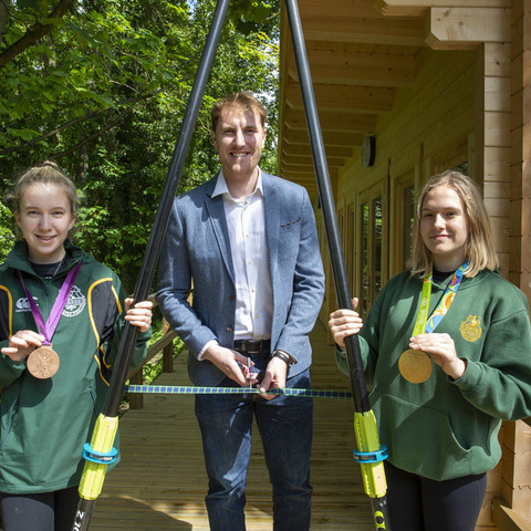 Rowing Centre opening