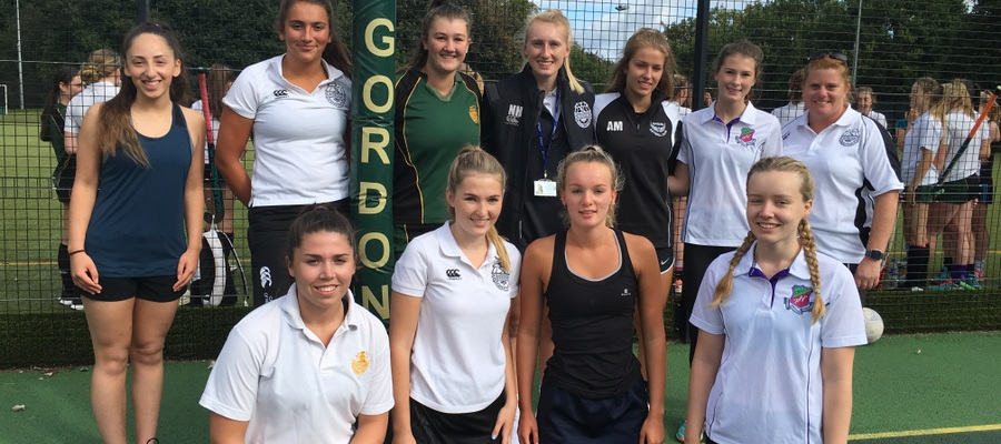 Surrey Storm's Nicole Humphrys - Head of Netball for Gordon's School