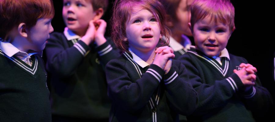 Greenfield School Reception Children