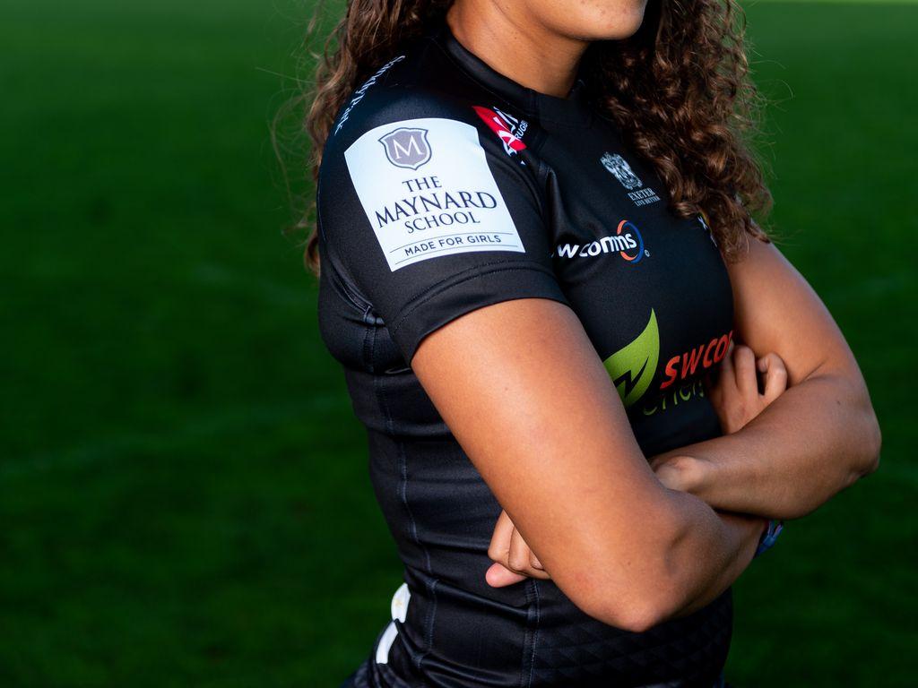 Oldest girls' school sponsors newly formed Exeter Chiefs Women's team