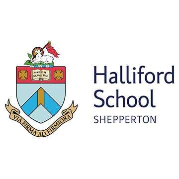 Halliford School logo