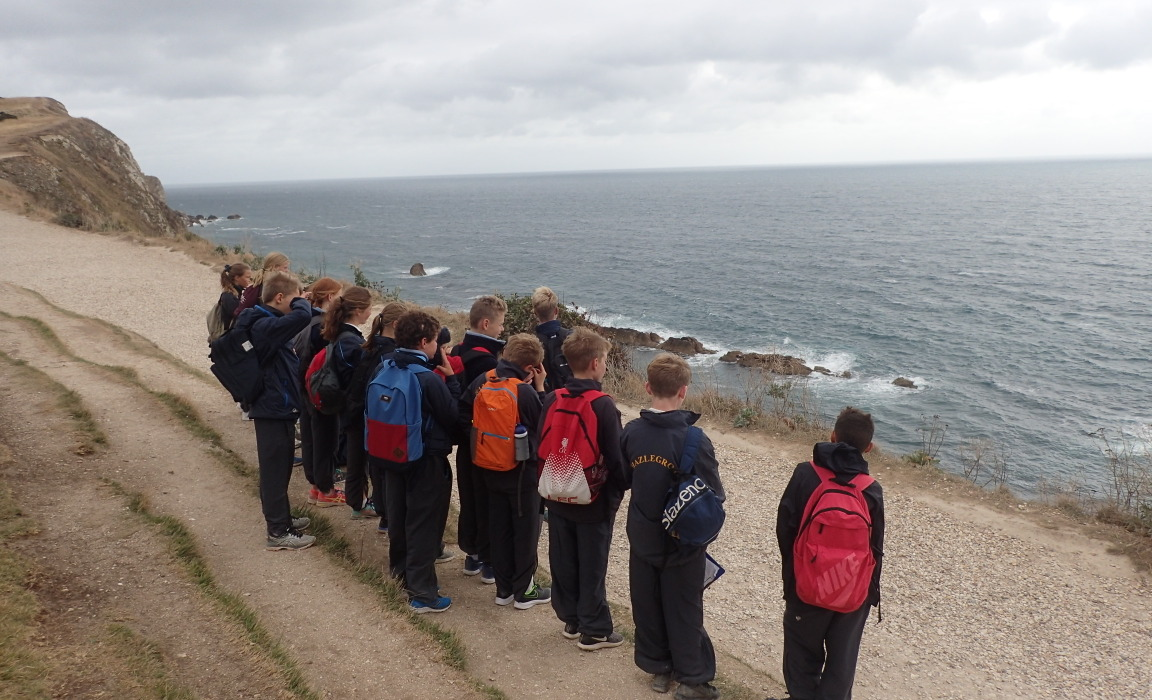 Year 8 Lulworth Cove 2 (6)