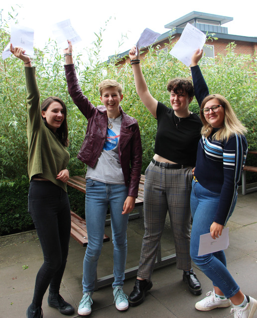 Superb results for GCSE girls at Headington