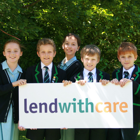 HIghfield Prep School Pupils - Poppy Riall, Alex Jones, Reewa Bennett, Adam Warbuton, Jonty Roberts