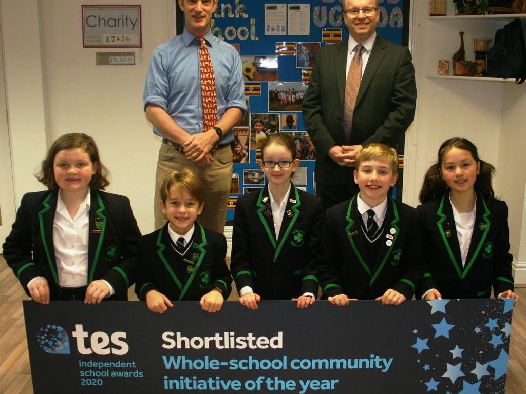 Highfield Tes Independent School Awards Shortlist 2020