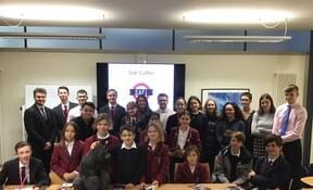 HCS and Highgate pupils