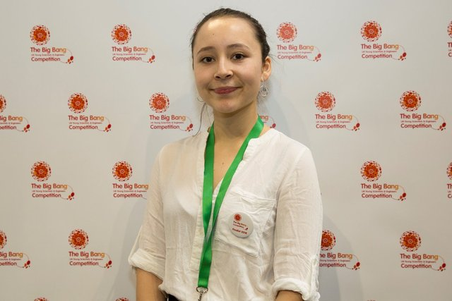 JAGS student scoops UK Young Scientist of the Year Prize