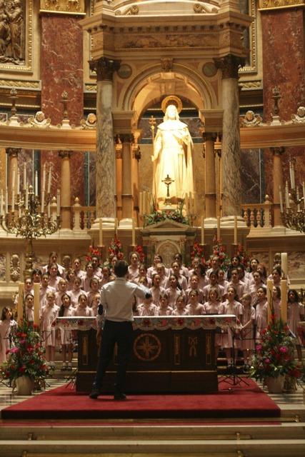 Kensington Prep Choir Tour to Hungary