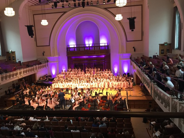 Kensington Prep School Summer Concert at Cadogan Hall