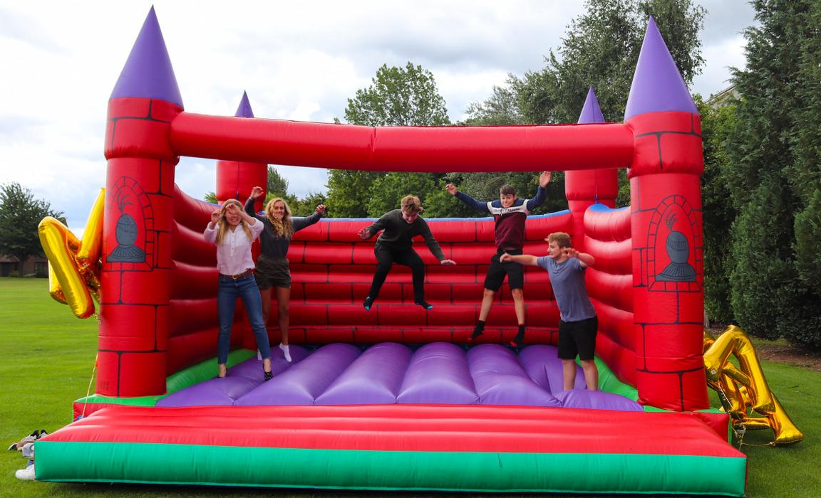 A Level Bouncy Castle 1