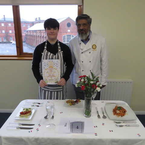 KEW Rotary Club Chef