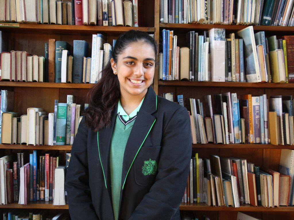 Fatma Mohiuddin, 14, named as Birmingham Young Poet Laureate