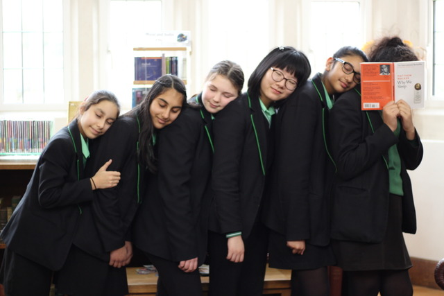 King Edward VI High School for Girls staging sleep-themed 'Salus Wellbeing Week'