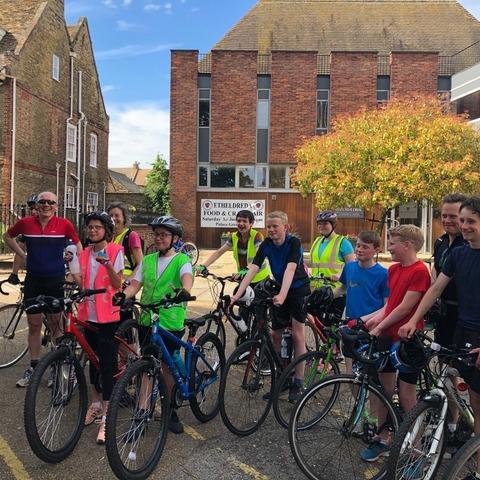 Chorister Cycle Ride