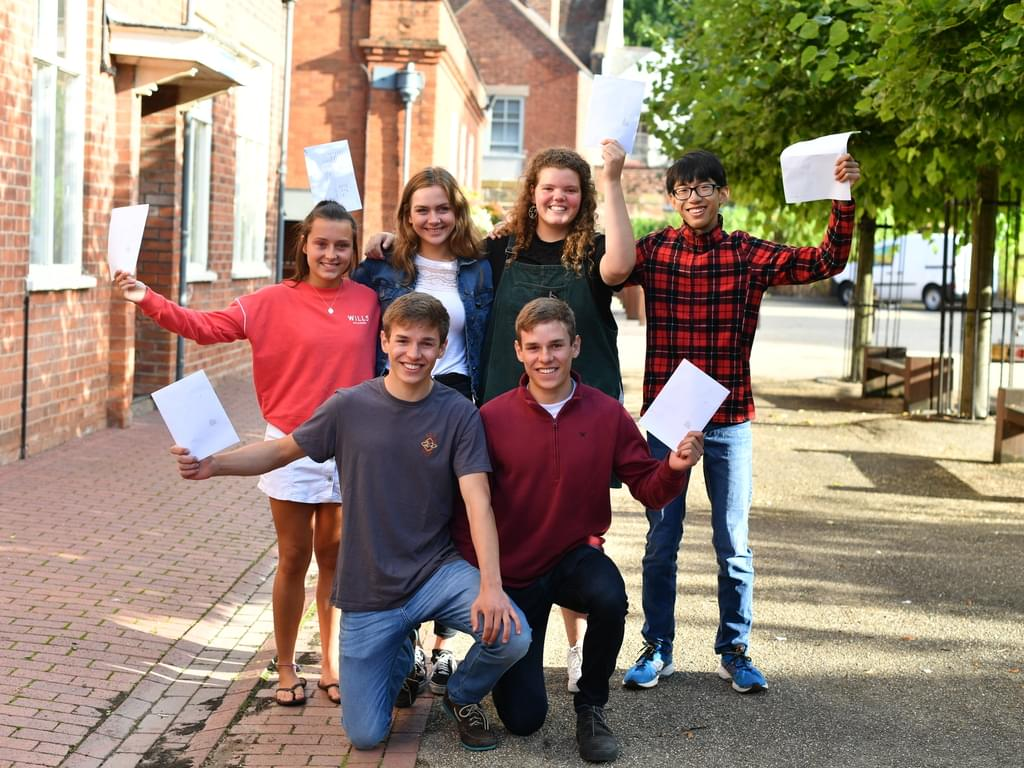 King's A Level Results 2019