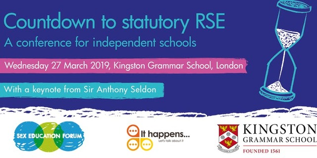 Countdown to Statutory RSE