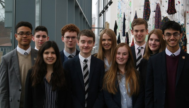 KGS Oxbridge 2019 Offer Holders