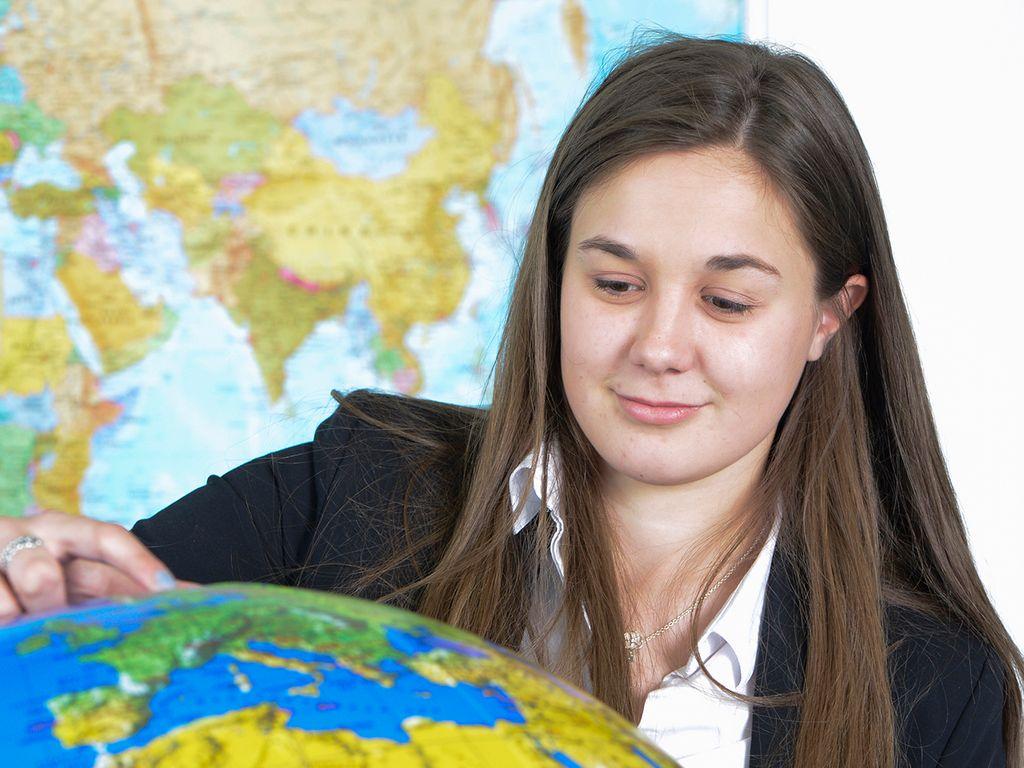HEADER - Senior School Geography