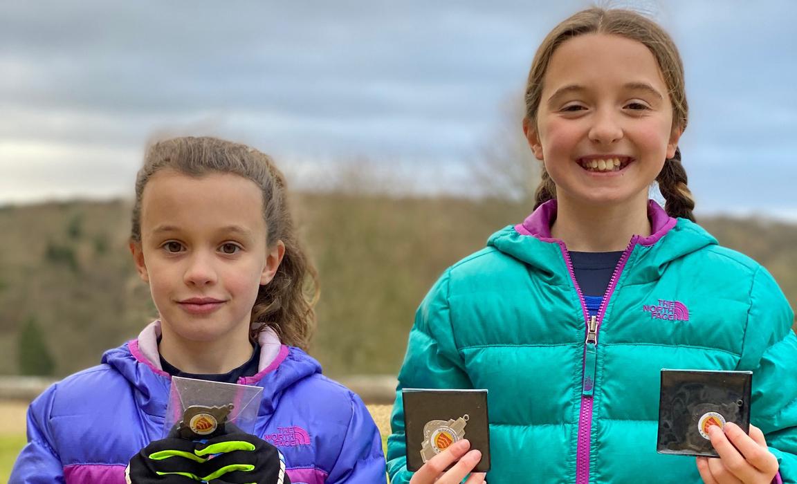 Kitebrook Sisters Race to Glory