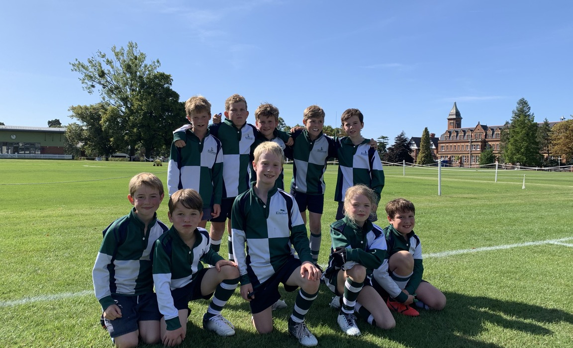 Festival Victory for Kitebrook Rubgy