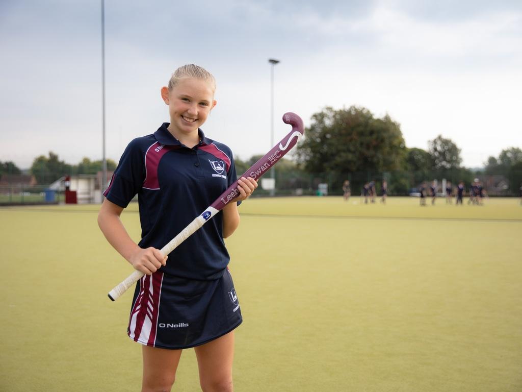 Lucy England Juniors Hockey