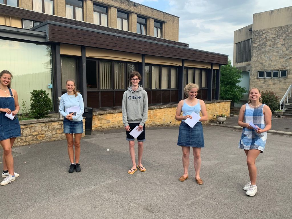 Leweston students achieve almost three times the national average at A*