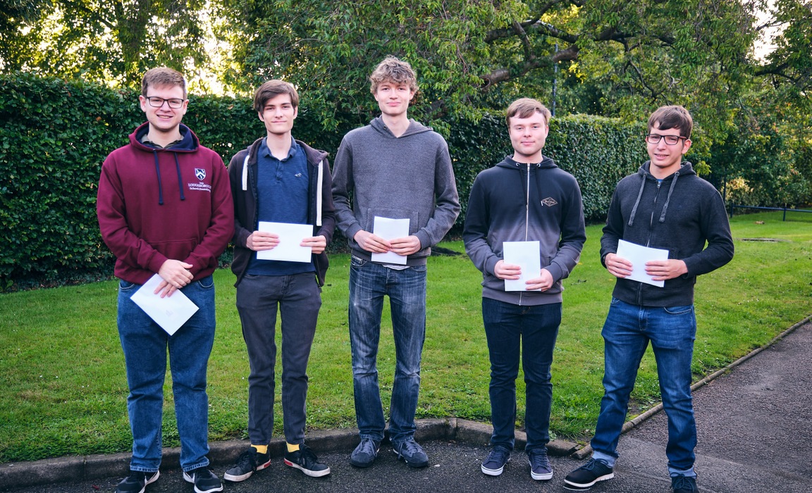 A Level Results at Loughborough Grammar School