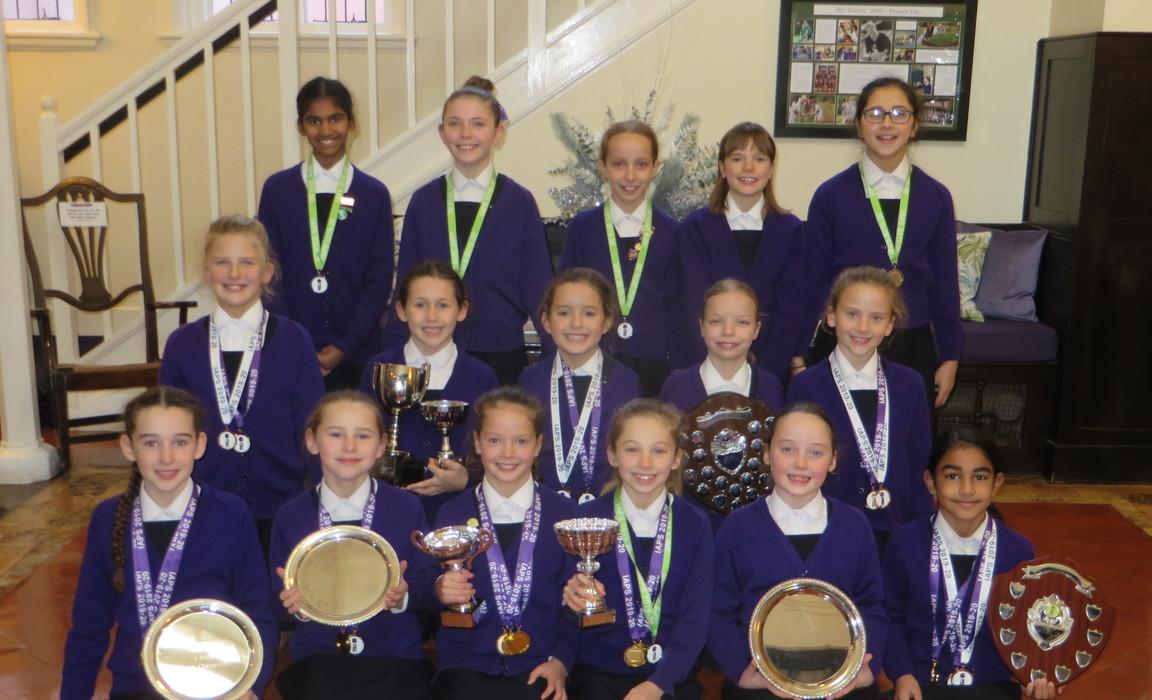 MGS Win at IAPS Gymnastics Nationals