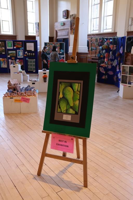 Best i Exhibition at Malvern St James - Junior Schools' Art Exhibition