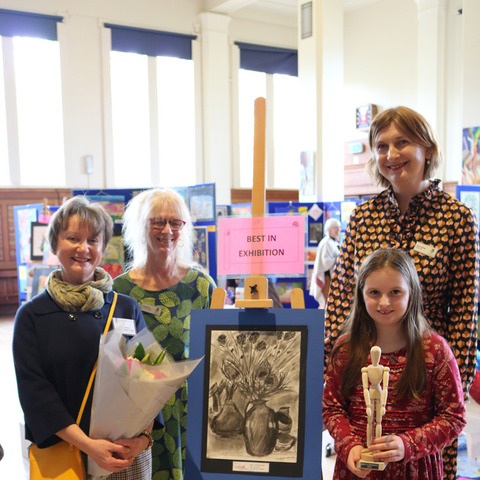 MSJ_Junior_Schools'_Art_Exhibition