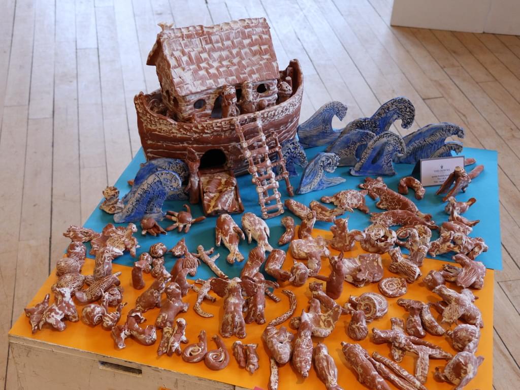 Malvern St James - Junior Schools' Art Exhibition