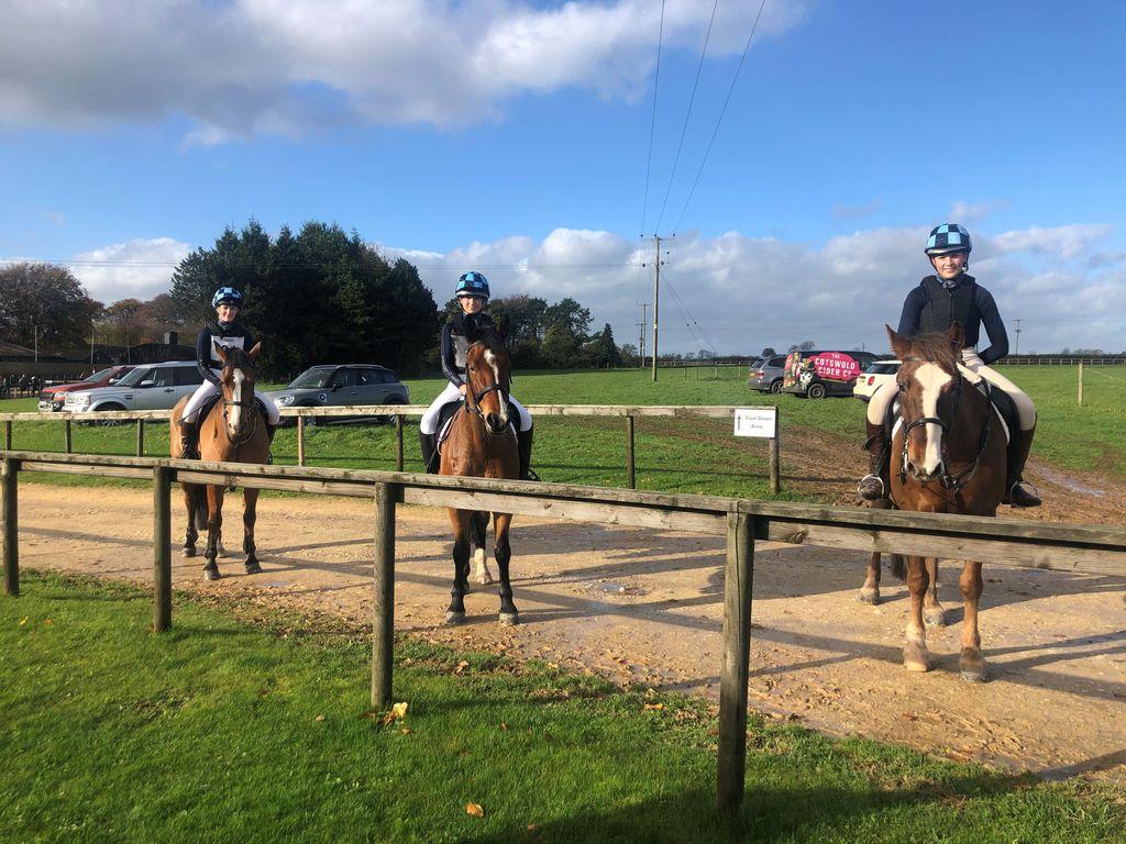 Malvern St James Girls' School Riding Autumn Half Term Round Up