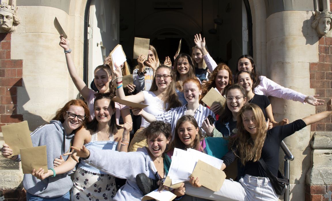 Malvern St James girls have achieved excellent GCSE results across a diverse range of subjects.