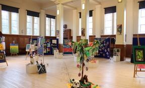 Malvern St James Junior Schools' Art Exhibition