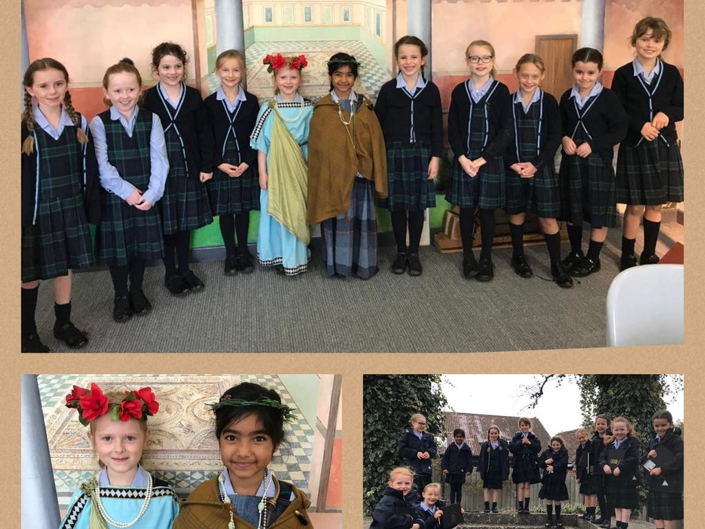 Year 3 Decide on a Celtic or Roman Way of Life!
