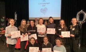 Love Langs runners-up