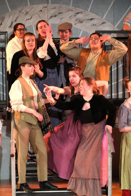 'My Fair Lady' Production Wows Audiences at Manor House School
