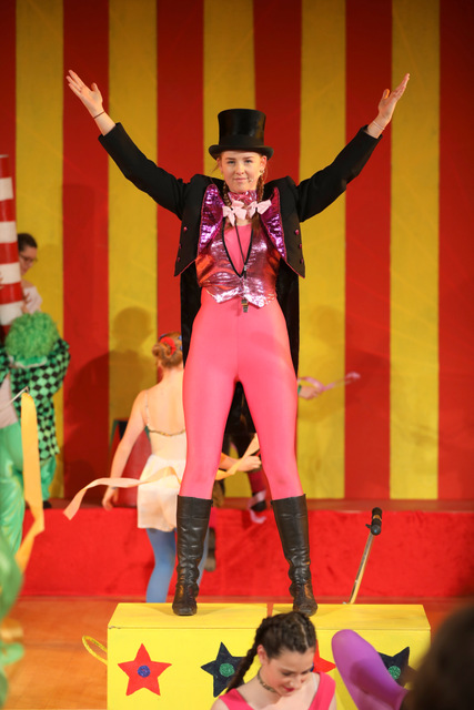 'Barnum' Production at Manor House is a musical and costume extravaganza