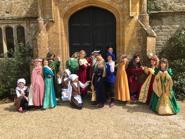 Tudor-tastic Residential Trip to Dorset