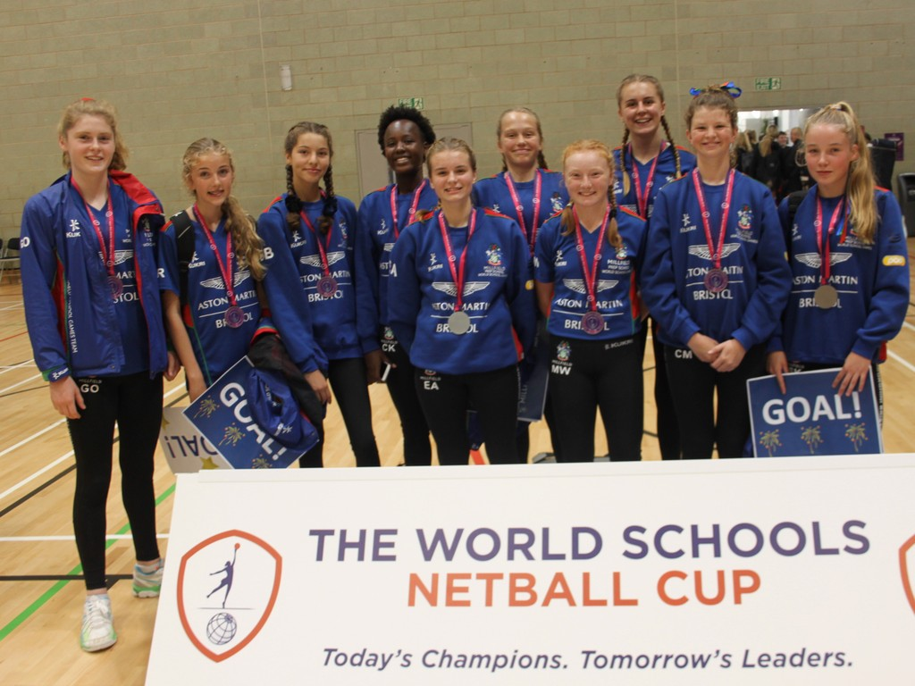 World School Netball Cup
