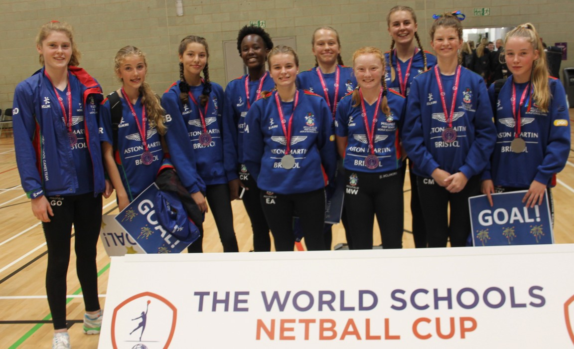 World School Netball Cup