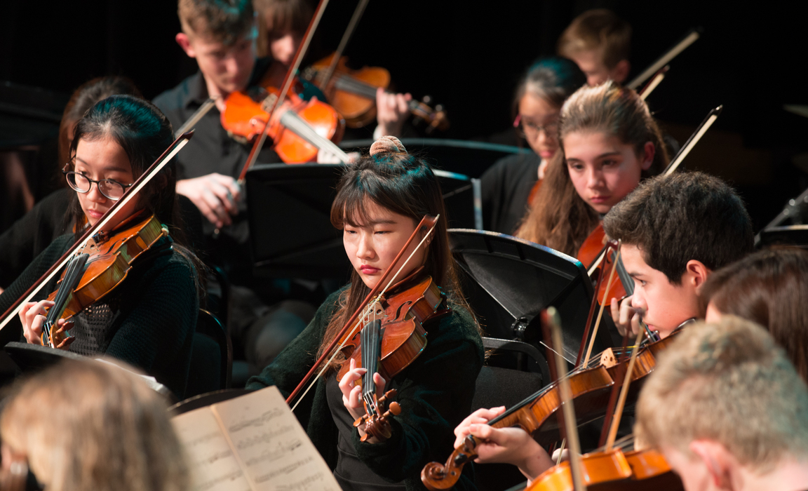 Orchestral concert 11-19-3224