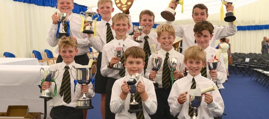Mon Boys Prep Speech Day 19 4